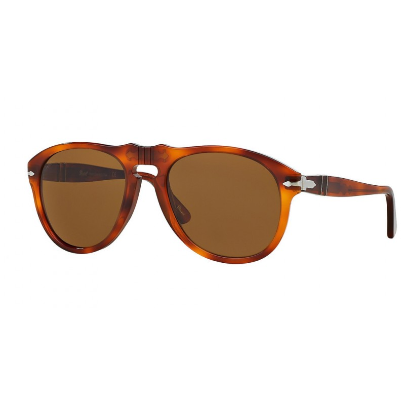 f3bd39b99feb PERSOL PO0649-96/33 LIGHT TORTOISE CRYSTAL BROWN