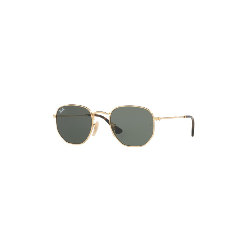 RB 3548 - Color 001 GOLD/G-15 Classic Green