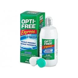 OPTI-FREE Express solution...