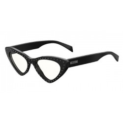 MO 006/S COL. (2M2/99) Black/uva Uvb Transparent Protection Lenses