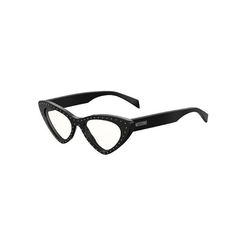 MO 006/S COL. (2M2/99) Black/uva Uvb Transparent Protection Lenses