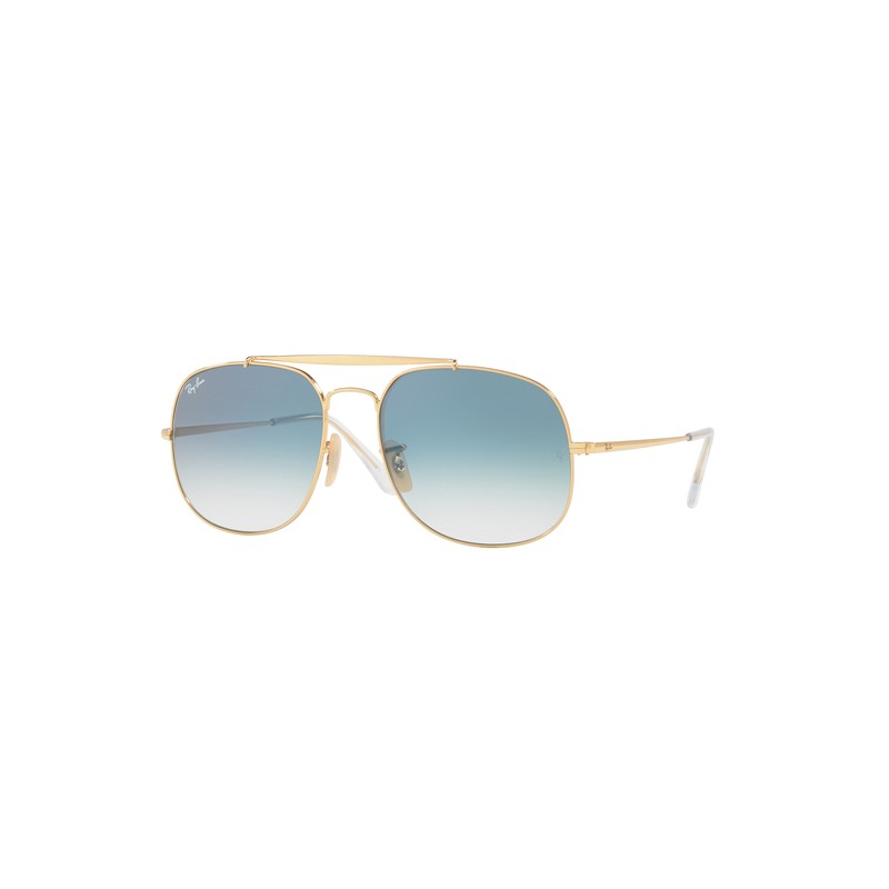 eb126f92a38a1a RAY-BAN The General RB3561-001 3F GOLD
