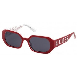 GU7694 Shiny Red/smoke (66A)