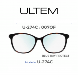 CLIP ON - ULTEM U-274 007 OF