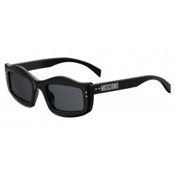 MOSCHINO MOS029/S-807 (IR) BLACK