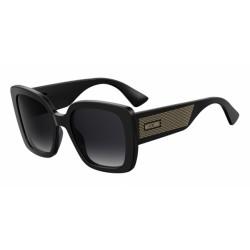 MOSCHINO MOS016/S-807 (9O) BLACK