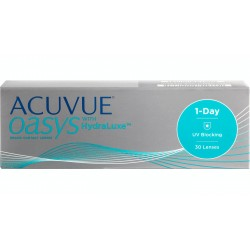 ACUVUE OASYS 1 DAY 30 LENSES