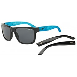 Black Azure/grey + Black Temples (2162/81) POLARIZED