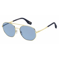 MARC JACOBS MARC 327/S-LKS (KU) GOLD BLUE