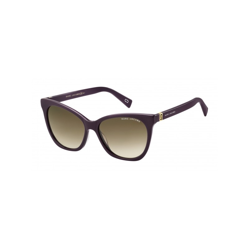 MARC JACOBS MARC 336/S-0T7 (HA) PLUM