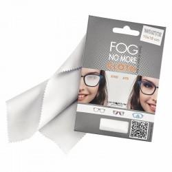 NO FOG Microfiber White