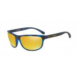 Matte Blue Havana/yellow Orange (2464/N0)