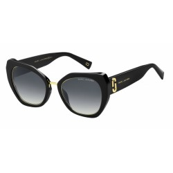 MARC JACOBS MARC 313/G/S-807 (9O) BLACK