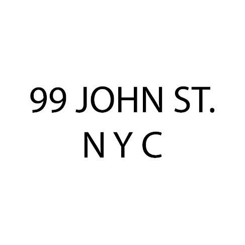 99 Jhon ST.NYC